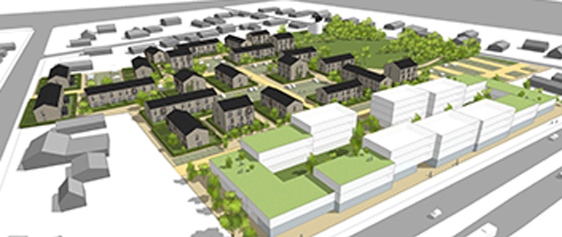 Islevhave, nyt boligprojekt i Rødovre